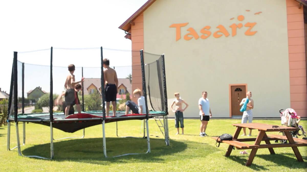 tasarz rewal obozy sportowe - teren